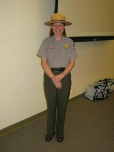 Ms. Tina White, NPS
