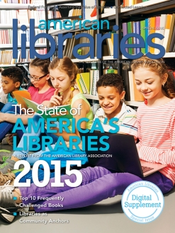 state of america's libraries 2015