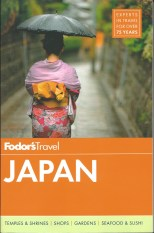 FodorsJapan2014cover