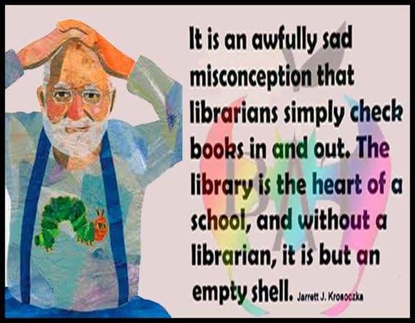 eric calre schoo librarians