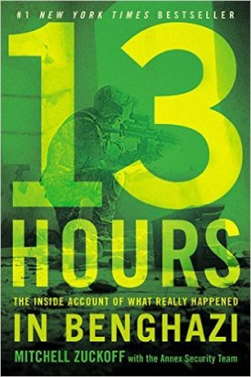 13 Hours book cover