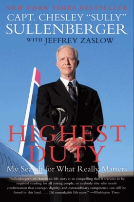 Highest Duty book cover
